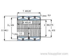 331149 E/C675 bearing