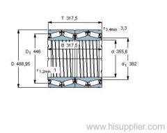 BT4B 328912 E3/C300 bearing