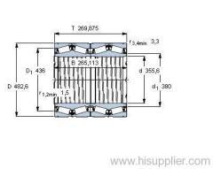 BT4B 328870 EX1/C300 bearing