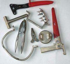 nonstandard metal product