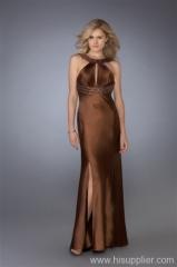 Glod Evening Dress