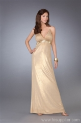 Glod Evening Dresses