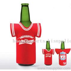 T Shirt Beer Bottle Holder