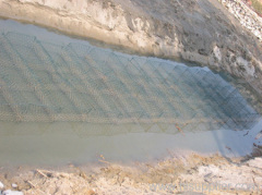 coated gabion mesh