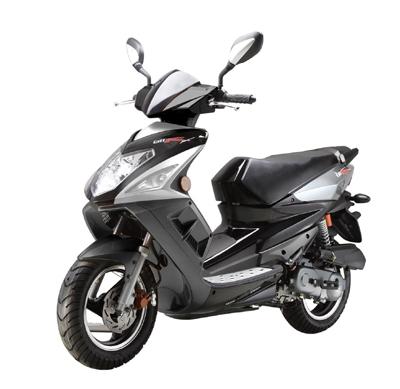 150cc EEC Gasoline Scooter