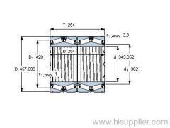 BT4B 334106 BG/HA1VA901 bearing