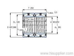BT4B 334106 BG/HA1C300VA901 bearing