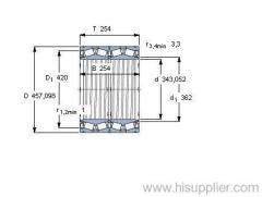 BT4B 328817 G/HA1VA902 bearing