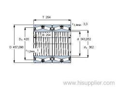 BT4B 328817 EX1/C475 bearing