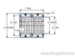 BT4B 328817 E1/C475 bearing