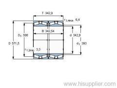 BT4B 331553/HA1 bearing