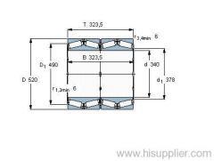 BT4B 332963 B/HA1 bearing