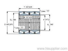 BT4B 331161 BG/HA1 bearing