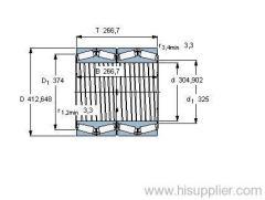 BT4-0004 G/HA1 bearing