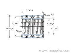 BT4-8061 G/HA1VA901 bearing