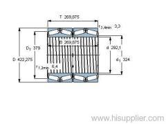 BT4B 331968 BG/HA1 bearing