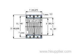 BT4-0015 G/HA1C400VA903 bearing