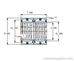BT4-8116 E1/C525 bearing