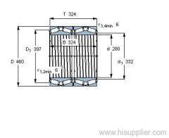 BT4B 332441 G/HA1 bearing