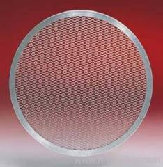 Filter expanded metal