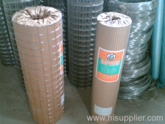 hot-dipped galvenized welded wire mesh