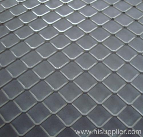 decorative aluminum expanded metal meshes