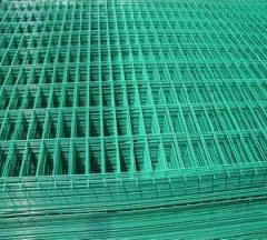 PVC Coated Welded Wire Mesh Panel/Rolls