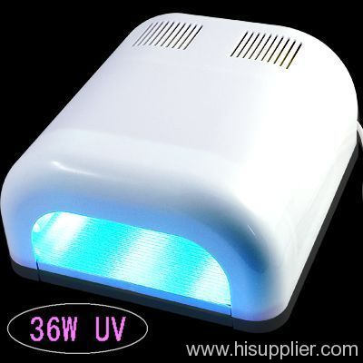 36W UV Nail Gel Curing Lamp