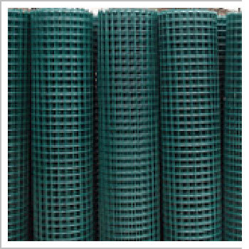 welded wire mesh partition