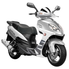 EEC Moped Scooters