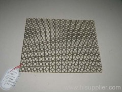 decorative perforated meshes