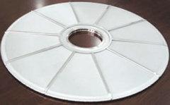 leaf disc filter elements