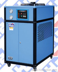 Air Cooled Cased Industrial Chillers