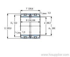 BT4B 328209 G/HA1C455 bearing