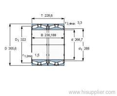 BT4-0014 G/HA1C400VA903 bearing