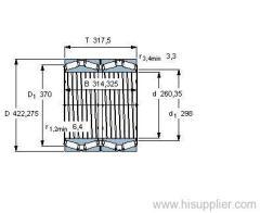 BT4B 331487 G/HA1 bearing