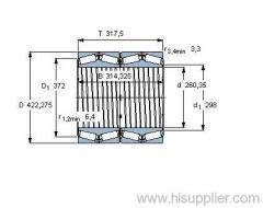 BT4B 331487 BG/HA1 bearing