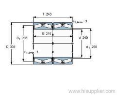 BT4-0020/HA1 bearing