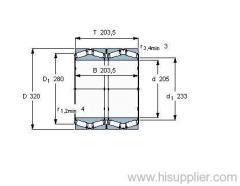BT4B 328065/HA1 bearing