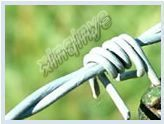 galvanized iron barbed wires