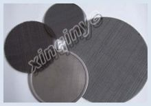 stainless steel fiber sintered felt
