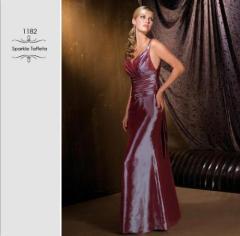 long evening dress design