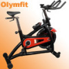 Magnetic bike exercise bicycle