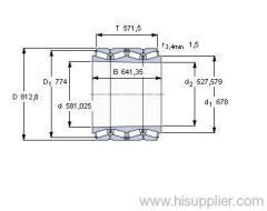 BT4B332658/HA4 bearing