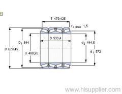 BT4B332760/HA1 bearing