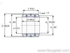 BT4B328203/HA1 bearing