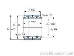 BT4B332814/HA1 bearing