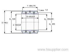 BT4B332664/HA1 bearing