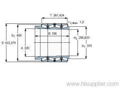 BT4B 332962/HA1 bearing