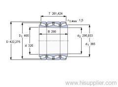 BT4B 332716/HA1 bearing